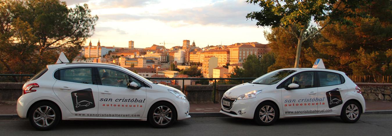 Tu autoescuela en Teruel